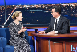 Carey Mulligan - The Late Show with Stephen Colbert: July 13th 2018