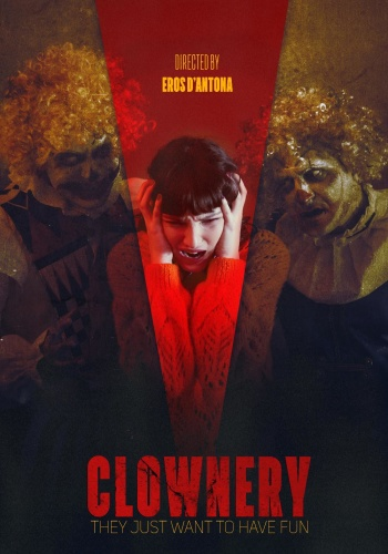Clownery 2020 HDRip XviD AC3-EVO