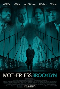 Motherless Brooklyn 2019 V2 720p HDCAM 900MB getb8 x264-BONSAI