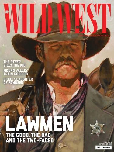 Wild West - April 2020 USA