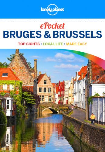 Lonely Planet Pocket Bruges & Brussels, 3 edition