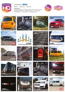 VW Bus T4 & 5 - November (2019)