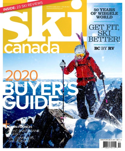 Ski Canada - Buyer ' s Guide (2020)