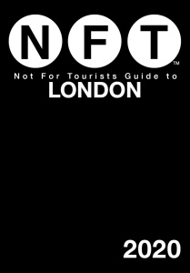 Not For Tourists Guide