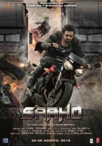 Saaho 2019 Hindi 720p WEBRip x264 DDP ESub - DDR