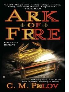 Ark of Fire - C M  Palov