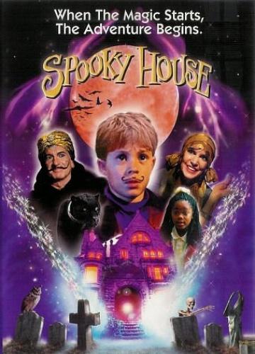 Spooky House (2002) 720p WEBRip x264 ESubs [Dual Audio][Hindi+English]
