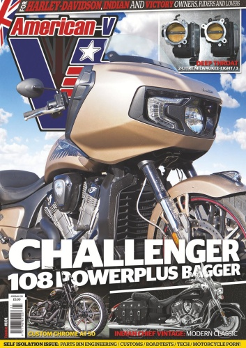 American-V - Issue 101 - April-May (2020)