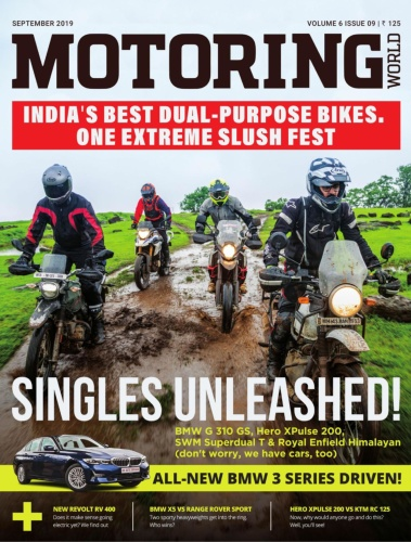 Motoring World - September (2019)