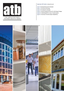 The Architectural Technologists Book atb - Issue 3 - September (2019)