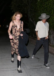 Amber Heard Out In Beverly Hills September 4, 2019