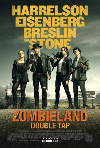 Zombieland Double Tap 2019 MULTi UHD BluRay 2160p HDR DTS-X 7 1 HEVC-DDR