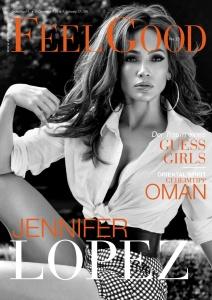 Jennifer Lopez -                    Feel Good Magazine (Germany) May 2018.