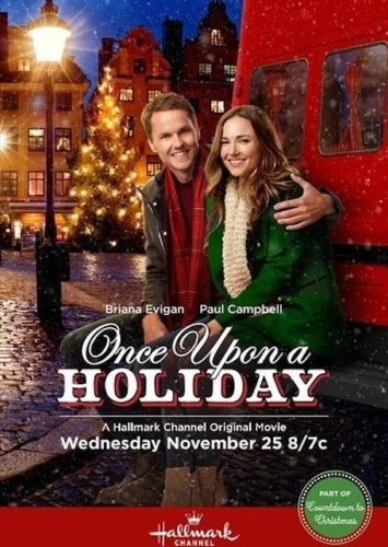 Once Upon a Holiday 2015 1080p HDTV x264-W4F
