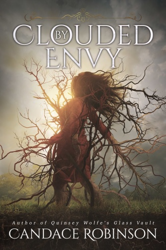 Clouded by Envy   Candace Robinson    Book