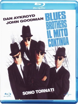 Blues Brothers - Il mito continua (1998) BD-Untouched 1080p AVC DTS HD ENG DTS iTA AC3 iTA-ENG