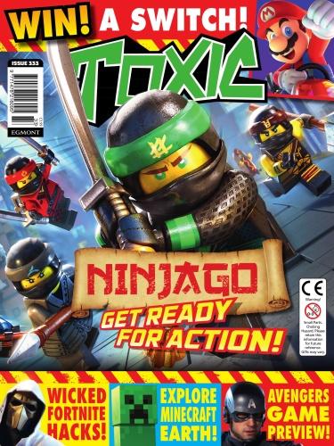 Toxic - Issue !3 - January (2020)