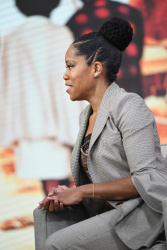 Regina King - Good Morning America: December 13th 2018