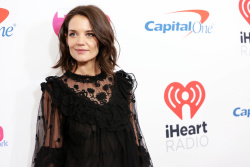 Katie Holmes - Z100's Jingle Ball 2018 in NYC 12/7/18