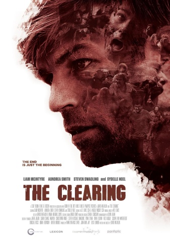 The Clearing 2020 720p HDRip x264 [Dual Audio][Hindi+English]-1XBET