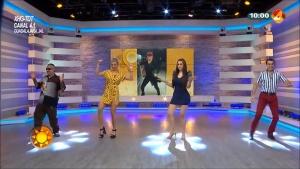 Claudia Sofia and Jennifer Hernandez NICE LEGS Captures 6/8/20