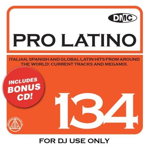 DMC   Pro Latino 134