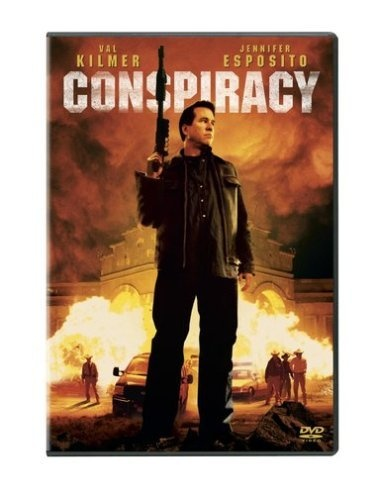 Conspiracy (2008) 720p WEB-DL x264 ESubs [Dual Audio] [Hindi+English] -=!Dr STAR!=-