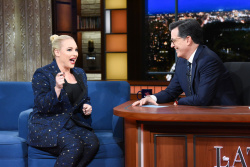 Meghan McCain - The Late Show with Stephen Colbert: February 7th 2019