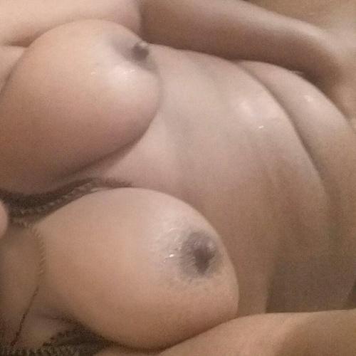 Young black boobs