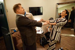 Vanessa Hudgens - The Late Late Show with James Corden: January 17th 2019