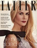 Nicole Kidman -                      Tatler Magazine July (2018).