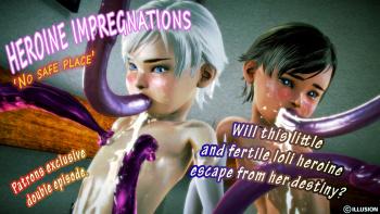 [hanzohatori] 3D loli art pack (Updated  February 2020)