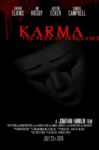Karma -The Price of Vengeance (2019) HDRip x264- SHADOW