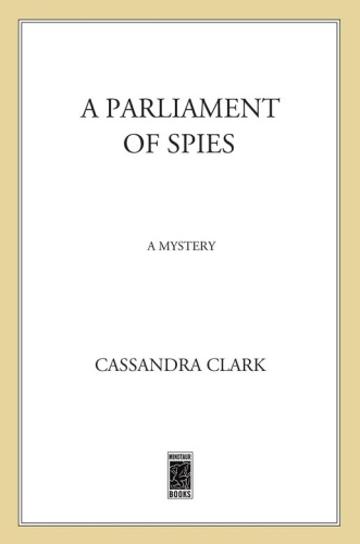 A Parliament of Spies   Cassandra Clark