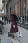 Lori Loughlin -                  ''Today'' Show Arrival New York City February 15th 2018.