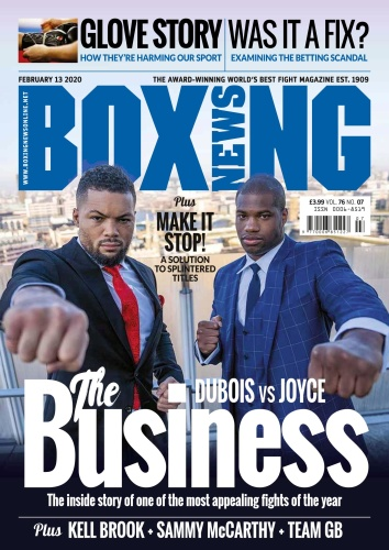 Boxing News - February 13 (2020)