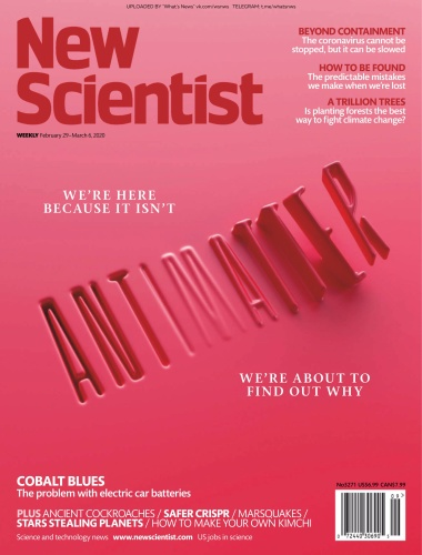 New Scientist - 29 02 (2020)