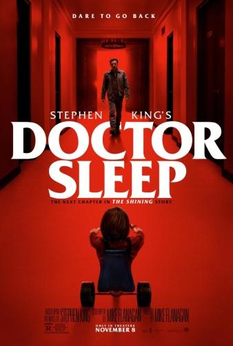 Doctor Sleep 2019  4K HDR 2160p BDRip Ita Eng x265-NAHOM