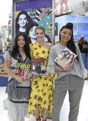 Katie Stevens, Meghann Fahy & Aisha Dee - Good Morning America: June 12th 2018