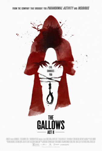 The Gallows Act II 2019 1080p BluRay DTS-HD MA 5 1 HEVC-DDR