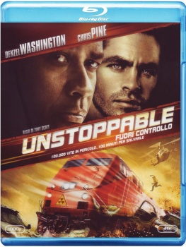 Unstoppable - Fuori controllo (2010) Full Blu-Ray 40Gb AVC ITA DTS 5.1 ENG DTS-HD MA 5.1 MULTI