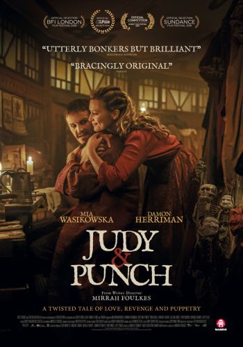 Judy  Punch 2019 HDRip XviD AC3-EVO