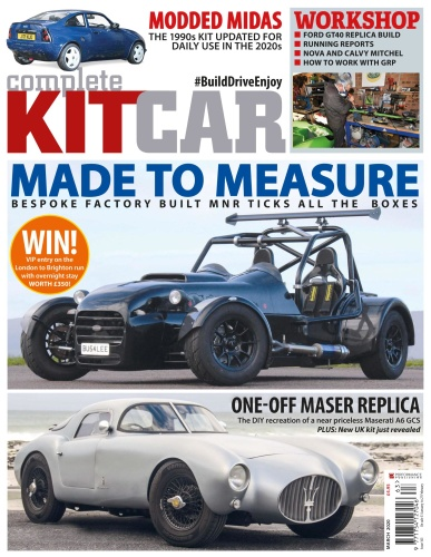 Complete Kit Car - March (2020)