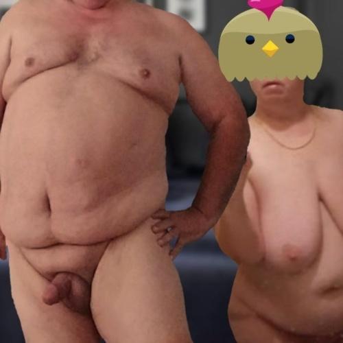 Chubby granny anal sex