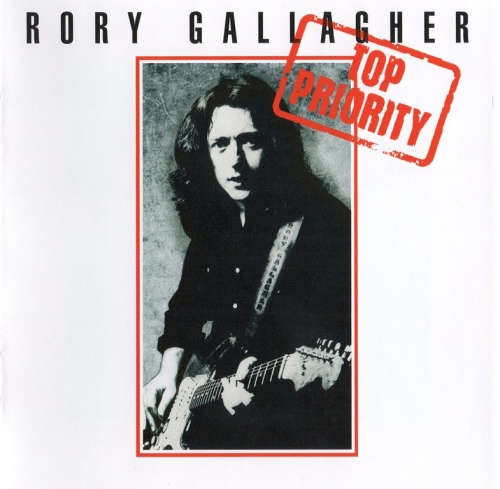Rory Gallagher   Top Priority (2018) CD Rip
