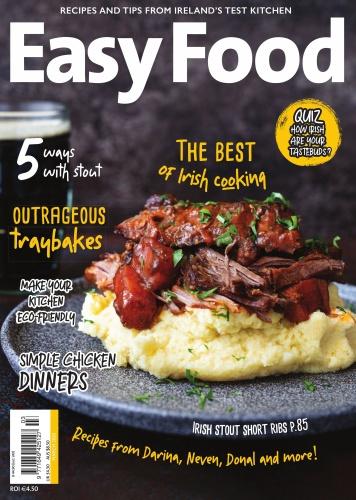 Easy Food Ireland - March (2020)
