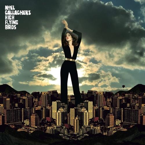 Noel Gallaghers High Flying Birds Blue Moon Rising
