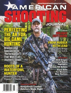 American Shooting Journal - November (2019)