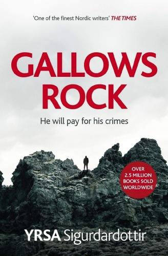 Gallows Rock by Yrsa Sigurdardottir