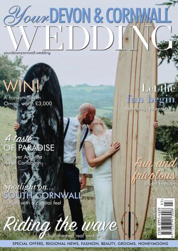 Your Devon & Cornwall Wedding - March-April (2020)